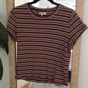 Ribbed top - Madewell!
